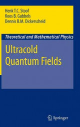 Omslag - Ultracold Quantum Fields