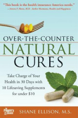Omslag - Over the Counter Natural Cures
