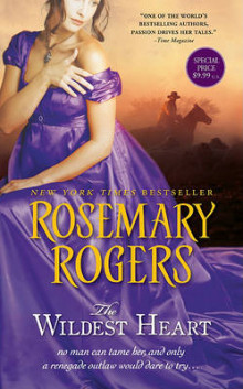 Wildest Heart av Rosemary Rogers (Heftet)