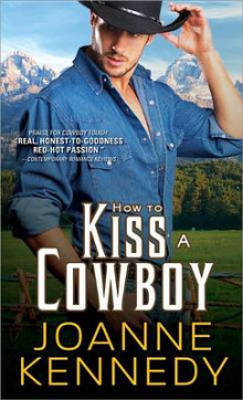 How to Kiss a Cowboy av Joanne Kennedy (Heftet)