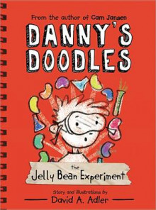 Danny's Doodles: The Jelly Bean Experiment av David Adler (Heftet)