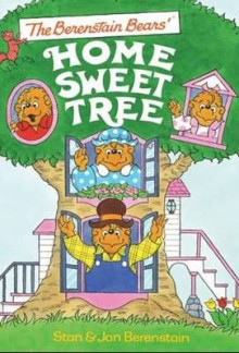 The Berenstain Bears' Home Sweet Tree av Stan Berenstain og Jan Berenstain (Innbundet)