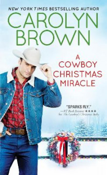 A Cowboy Christmas Miracle av Carolyn Brown (Heftet)