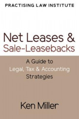 Omslag - Net Leases and Sale-Leasebacks