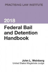 Omslag - Federal Bail and Detention Handbook