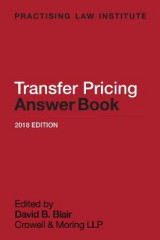 Omslag - Transfer Pricing Answer Book