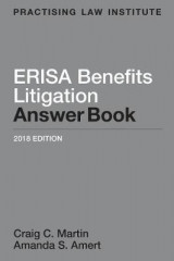 Omslag - Erisa Benefits Litigation Answer Book 2018