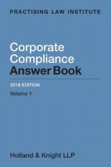 Omslag - Corporate Compliance Answer Book