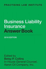 Omslag - Business Liability Insurance Answer Book