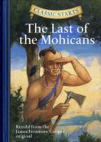 Omslag - The Last of the Mohicans