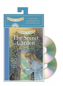 The Secret Garden av Frances Hodgson Burnett (Blandet mediaprodukt)