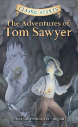 Omslag - The Adventures of Tom Sawyer