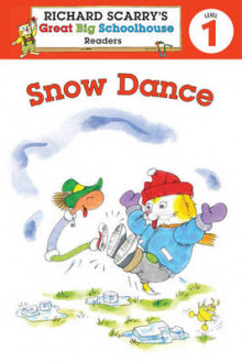 Richard Scarry's Readers (Level 1): Snow Dance av Erica Farber (Heftet)