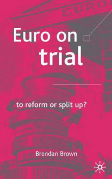 Euro on Trial av B. Brown (Innbundet)