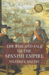 Omslag - The Rise and Fall of the Spanish Empire