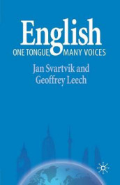 Omslag - English - One Tongue, Many Voices
