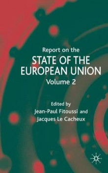 Report on the State of the European Union: Volume 2 av Jean-Paul Fitoussi og Jacques Le Cacheux (Innbundet)