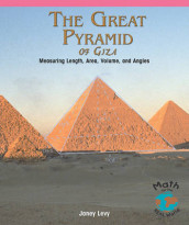 The Great Pyramid of Giza: Measuring Length, Area, Volume, and Angles av Janey Levy (Heftet)