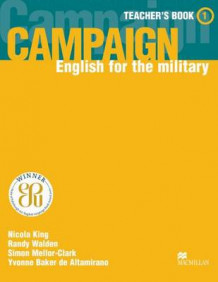 Campaign 1: Teacher's Book av Nicola King og Randy Walden (Heftet)