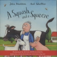 A Squash and a Squeeze av Julia Donaldson (Lydbok-CD)