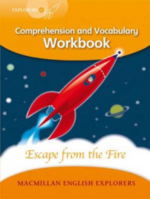Explorers 4 Escape from the Fire Workbook (Heftet)