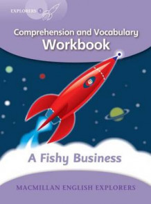 Explorers Level 5: Comprehension and Vocabulary Workbook av Louis Fidge (Heftet)