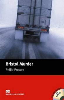 Bristol Murder - Book and Audio CD Pack - Intermediate av Philip Prowse (Blandet mediaprodukt)