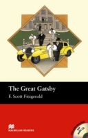 The Great Gatsby: Intermediate av F. Scott Fitzgerald (Blandet mediaprodukt)