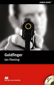 Goldfinger - Book and CD Pack - Intermediate av Ian Fleming (Blandet mediaprodukt)