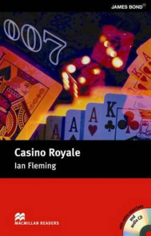 Casino Royale - Book and Audio CD Pack - Pre Intermediate av Ian Fleming (Blandet mediaprodukt)