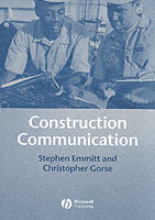 Construction Communication av Stephen Emmitt og Christopher Gorse (Heftet)
