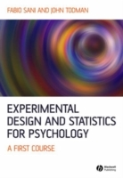Experimental Design and Statistics for Psychology av Fabio Sani og John Todman (Heftet)
