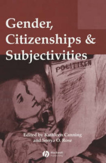 Gender, Citizenships and Subjectivities (Heftet)