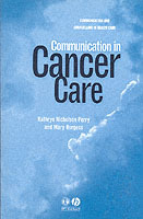 Communication in Cancer Care av Kathryn Nicholson Perry og Mary Burgess (Heftet)