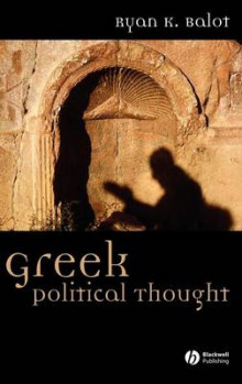Greek Political Thought av Ryan K. Balot (Innbundet)