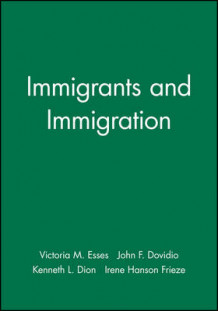Immigrants and Immigration: v. 57, No. 3 (Heftet)