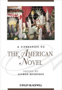 A Companion to the American Novel (Innbundet)