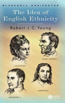 The Idea of English Ethnicity av Robert J. C. Young (Innbundet)