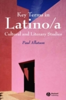 Key Terms in Latino/a Cultural and Literary Studies av Paul Allatson (Heftet)