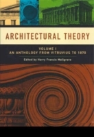 Architectural Theory (Heftet)