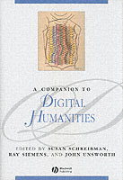 A Companion to Digital Humanities (Innbundet)