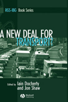 A New Deal for Transport? (Innbundet)
