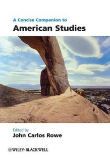 A Concise Companion to American Studies (Innbundet)