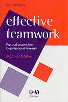 Effective Teamwork av Michael A. West (Heftet)