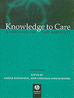 Knowledge to Care (Heftet)