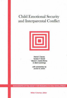 Child Emotional Security and Interparental Conflict (Heftet)