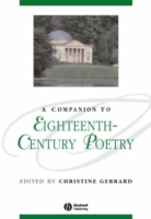A Companion to Eighteenth-Century Poetry (Innbundet)