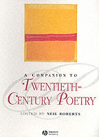 A Companion to Twentieth-century Poetry (Heftet)