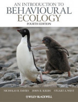 Omslag - An Introduction to Behavioural Ecology