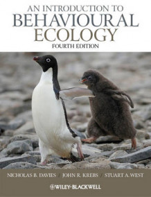 An Introduction to Behavioural Ecology av Nicholas B. Davies, John R. Krebs og Stuart A. West (Heftet)